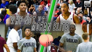 2019 Peach Jam Championship | Team Why Not vs. MOKAN Elite