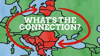 Why Do The Baltic & The Balkans Have Similar Names?