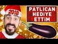 PATLICAN HEDİYE ETTİM - 2018 YILBAŞI TROLLEMESİ !