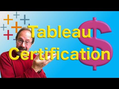 Tableau Training - Certification - Prepare! - YouTube