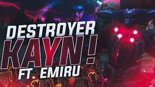 DYRUS |  KAYN, DESTROYER OF WORLDS FT. EMIRU