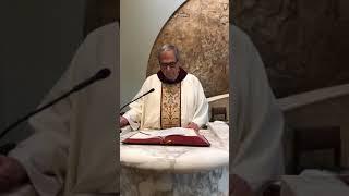 Pastors Message to the SJM Parish community