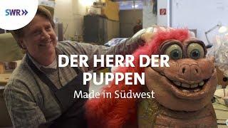 Der Herr der Puppen - Fantastische Kreaturen für Hollywood   SWR made in Südwest
