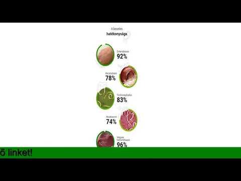 Gyógynövények a paraziták leküzdésére
