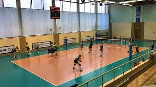 Волейбол.  Девушки. Московская область -  Белгородская  область