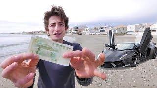 你相信这个法国小伙用一块人民币换了什么麽??!