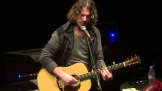 """Can't Change Me"" Chris Cornell@Santander Performing Arts Center Reading, PA 11/22/13"