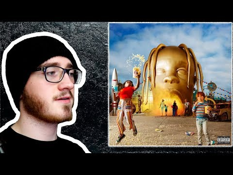 "Travis Scott ""ASTROWORLD"" – ALBUM REACTION/REVIEW"
