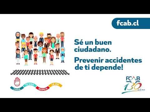 Sé un buen ciudadano. Prevenir #accidentes de ti depende!
