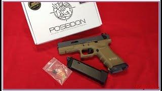 Airsoft - POSEIDON P18C EVO shooting tests