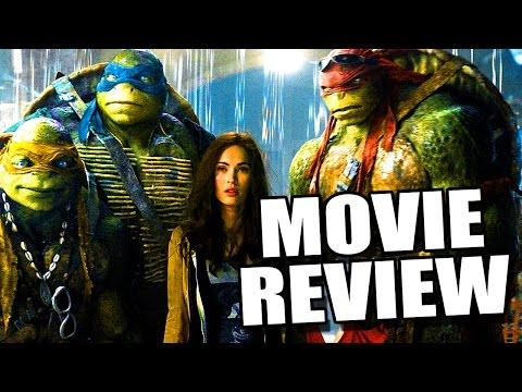 TEENAGE MUTANT NINJA TURTLES (2014) Movie Review