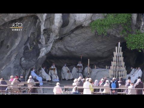 Messe de 10h à Lourdes du 6 mai 2021