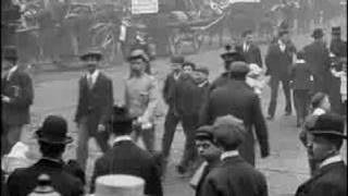 preview picture of video 'Manchester Street Scene (1901) | BFI'