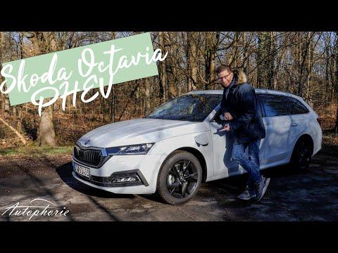 2021 Skoda Octavia iV Combi (204 PS / 350Nm) Test / Reichweite / Verbrauch [4K] - Autophorie
