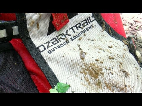 Walmart Ozark Trail Backpack Torture Test: REAL REVIEW 3