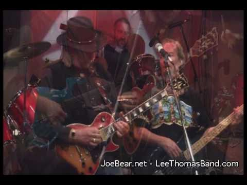 Joe Bear solos on Cold as a Fish