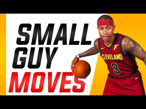 Best 1 on 1 Basketball Moves for Short Players: Super Scoring Moves