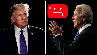 """Google YT: Eliminaremos todo contenido que vaya contra la narrativa de: """"Biden ya ganó"""""""