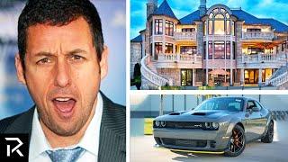 How Adam Sandler Spent $420 Million