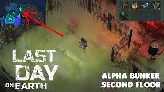 LAST DAY ON EARTH - SECOND FLOOR ( ALPHA BUNKER ) UPDATE 1.5.4