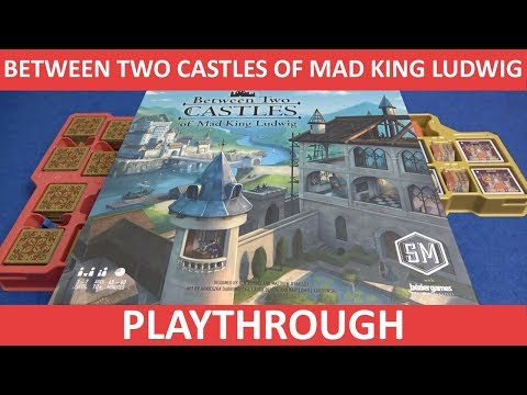 Between Two Castles of Mad King Ludwig - Playthrough - slickerdrips