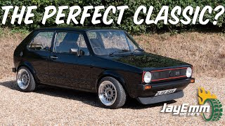 Is The Mk1 Volkswagen Golf GTI The Ultimate Classic Car?