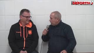 """Vídeo entrevista al entrenador del primer equipo de la UD Altea, Diego Mulet """"Gorreta"""""""