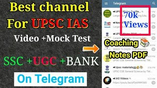 telegram channel list for study - TH-Clip