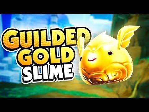FINAL SECRET GUILDED GOLD SLIME - Slime Rancher Viktor's Experimental Update