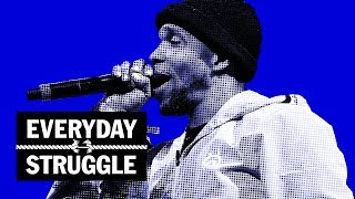Everyday Struggle - Curren$y Pulls Up to Talk 'Yandhi,' MGK, New Mixtape, Best Punchline Rappers