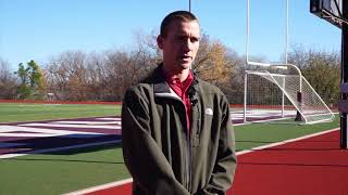 Edmond Coach remembers teen who died in crash Tuesday (2015-12-02)