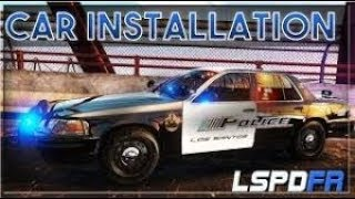 how to install police cars in gta 5 lspdfr 2019 - TH-Clip