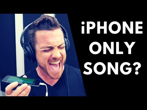Recording an Entire Song with Only an iPhone – RecordingRevolution.com