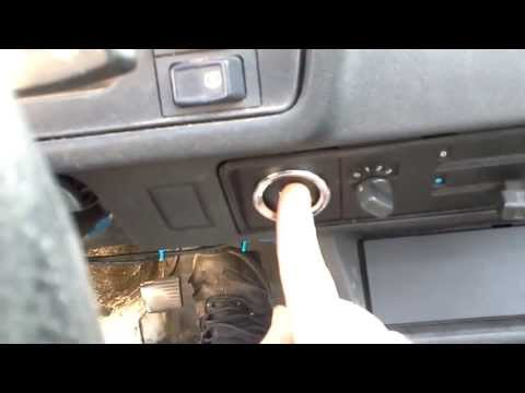 comment demarrer une twingo sans clé