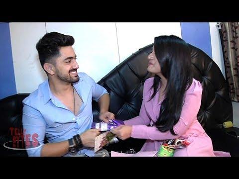 Avnial | Aditi Rathore & Zain Imam Receive Gifts From Fans