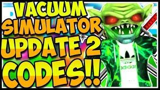 all codes for vacuum simulator roblox 2019 - TH-Clip