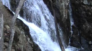 A clip of the Upper Rose River Falls.