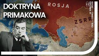 Idea świata wielobiegunowego – rosyjska Doktryna Primakowa a Bliski Wschód