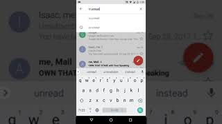 How to Display Only Unread Messages in Gmail?