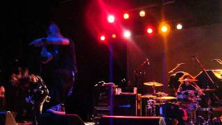 Eye Empire - Bull In A China Shop (live) 10-9-11 in Tempe, AZ @ The Marquee Theater