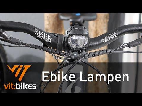 Lampen fürs Ebike - vit:bikesTV 210