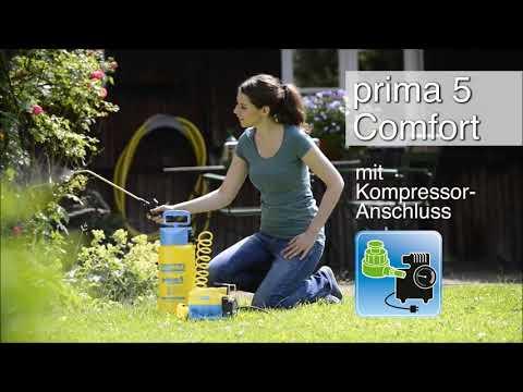 GLORIA Drucksprühgerät Prima 5 und Prima 5 comfort