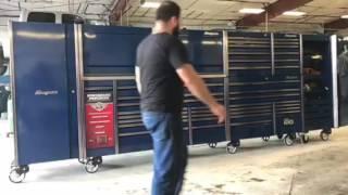Snap On Tool Box Loading Fail