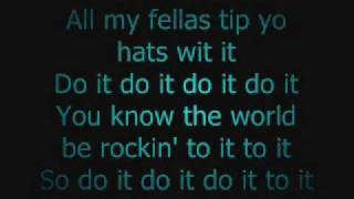 Cherish- Do It To It- Lyrics