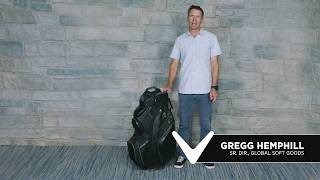 Org 15 Cart Bag-video