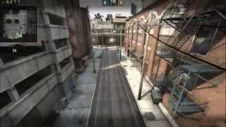Evolution of Counter Strike Maps