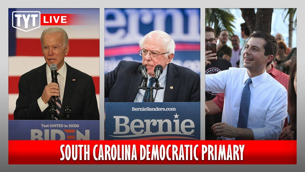 TYT LIVE: South Carolina Primary Results Coverage; Analysis & Predictions on TYT thumbnail