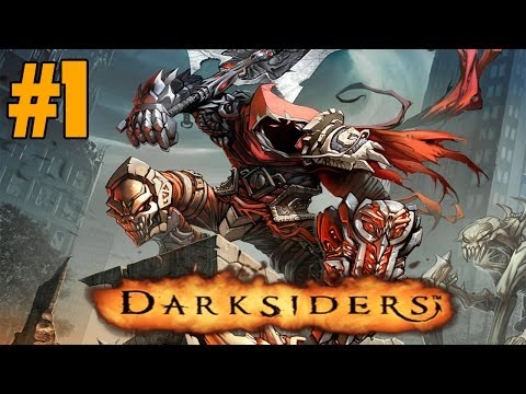 Прохождение Darksiders [Часть 1] Да будет Война!