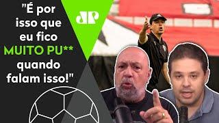 Debate sobre o São Paulo de Fernando Diniz pega fogo no 'Esporte em Discussão'