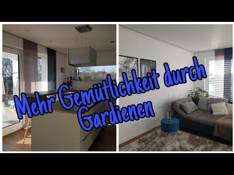 Familyvlog| Ikea Schiebegardienen befestigen| Die Siwuchins gesunde